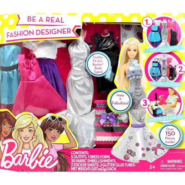 Be a Fashion Designer