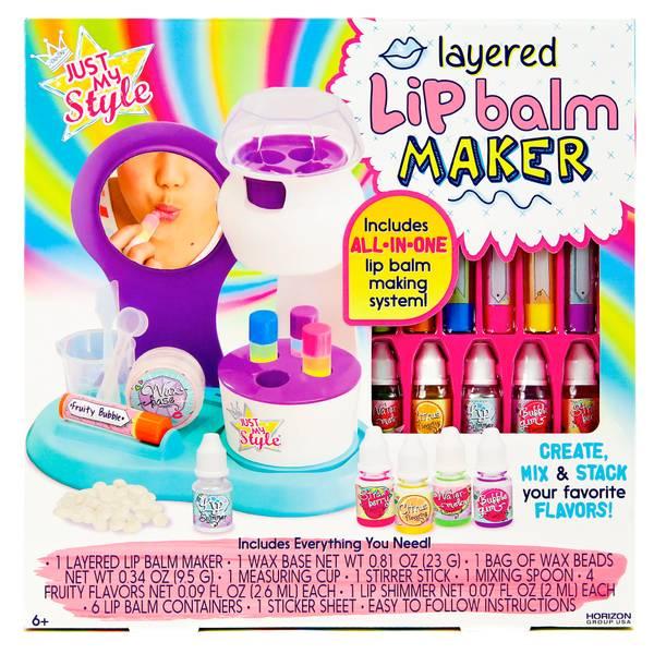 Layered Lip Balm Maker