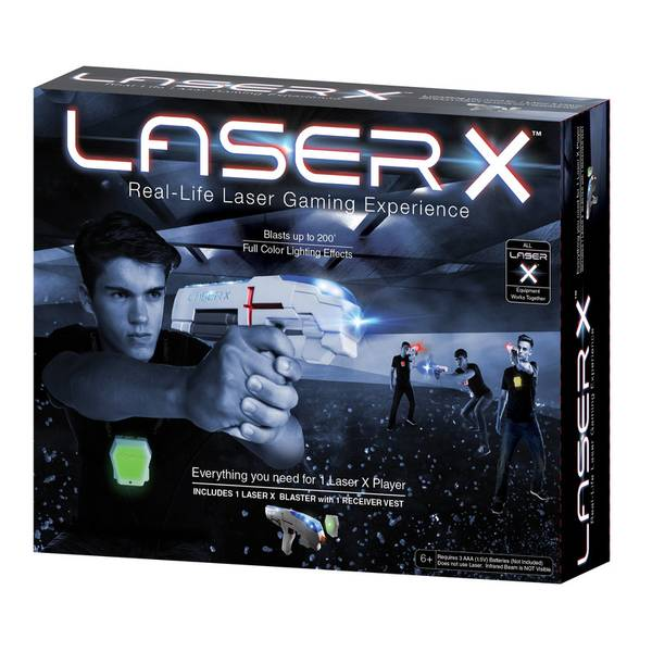 Single Laser Tag Set