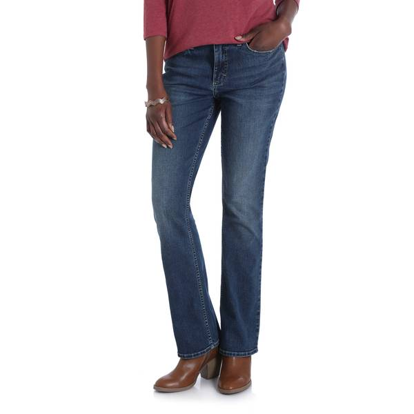 8d139ab6 Riders By Lee Misses Midrise Bootcut Jeans