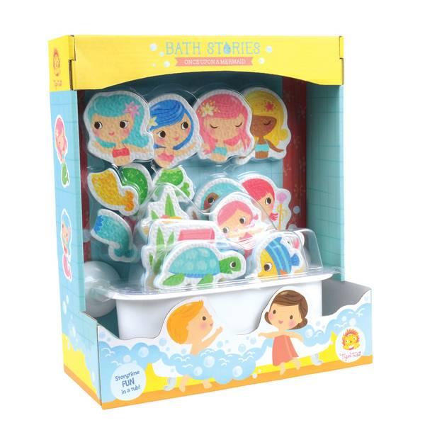 Mermaid Bath Stories Bath Toy