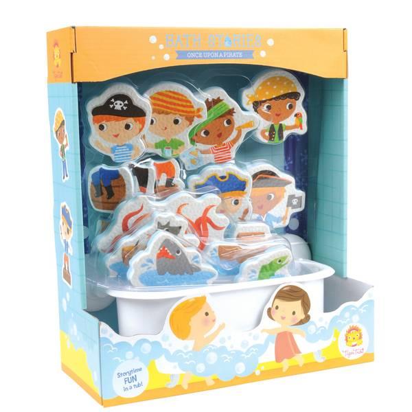 Pirate Bath Stories Bath Toy