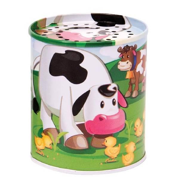 Animal Sound Maker Tin