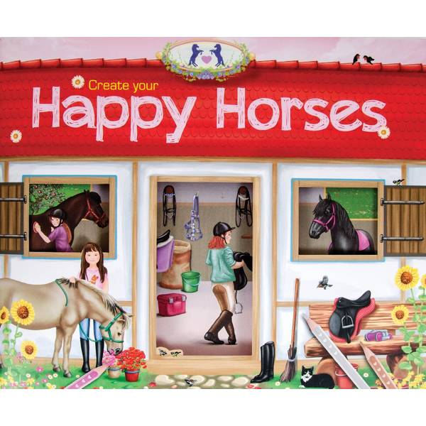 Horse Dreams Happy Horses Book