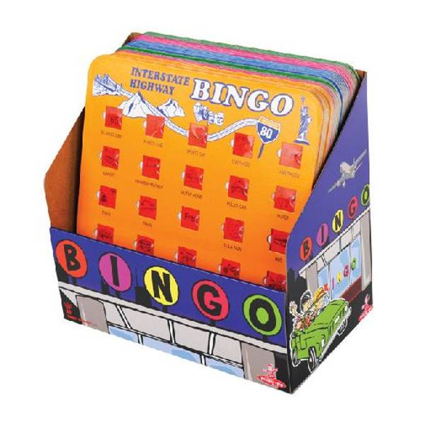 Travel Bingo Assortment