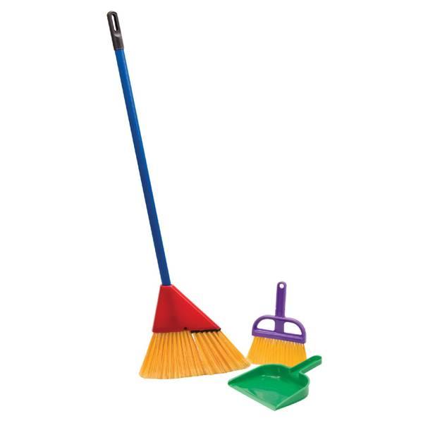 3-Piece Broom Set