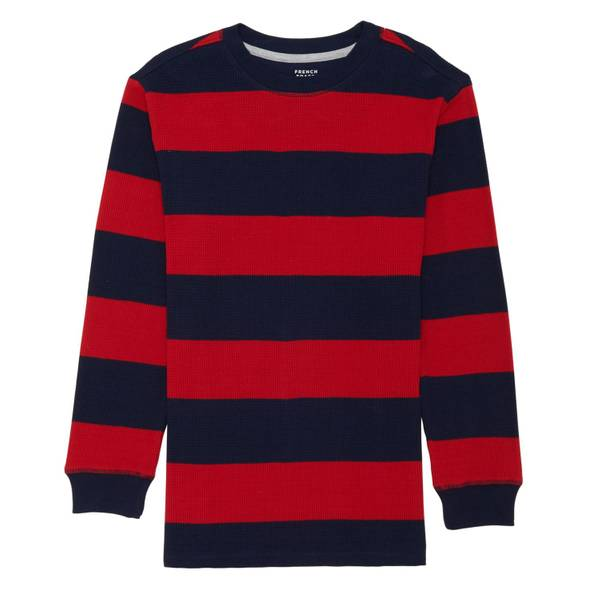 Boys' Rugby Stripe Thermal