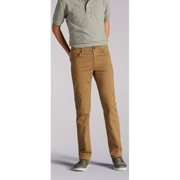 Boy's Original Khaki Slim-Fit Jeans