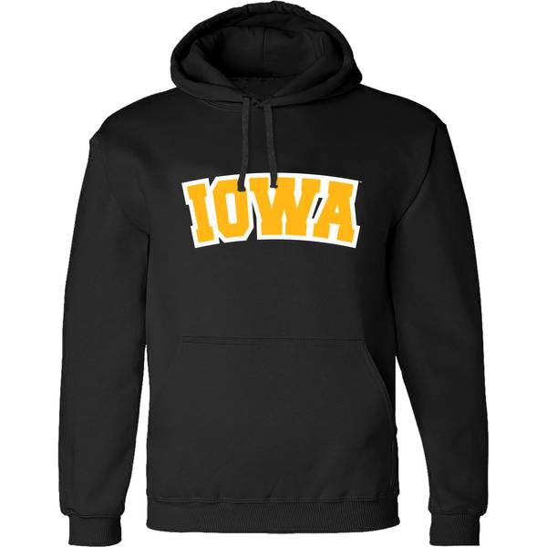 Men's Iowa Hawkeyes Arch Hoodie