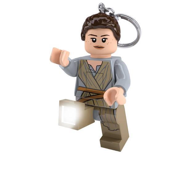 LEGO Star Wars The Force Awakens Rey Key Light