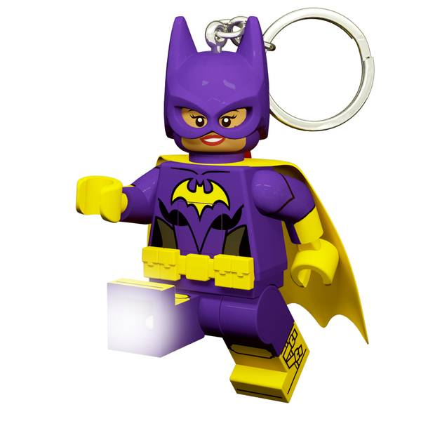 The LEGO Batman Movie Batgirl Key Light