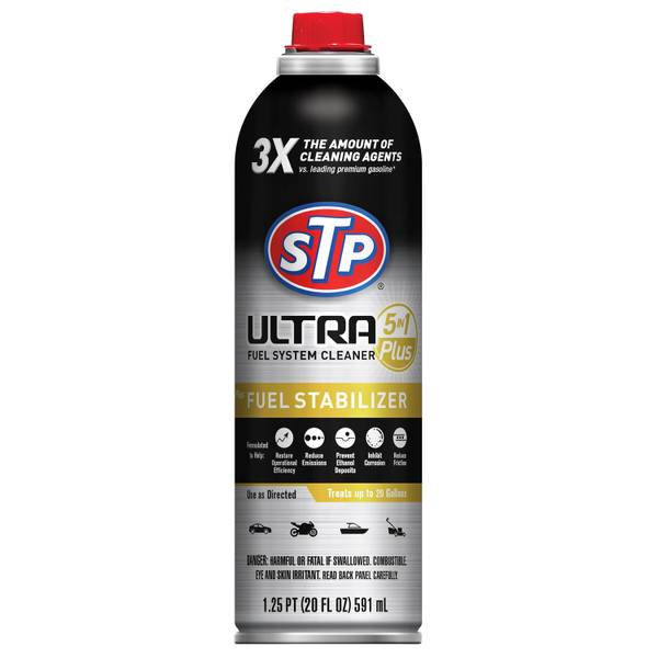 Ultra  5-in-1 Plus Fuel System Cleaner & Fuel Stabilizer