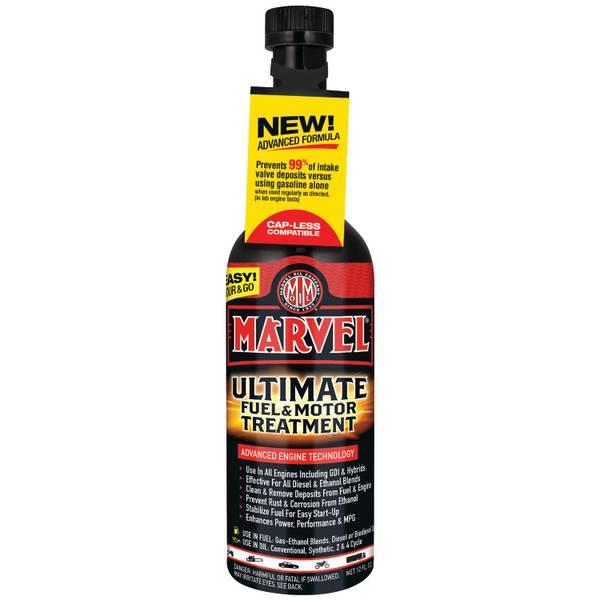 Ultimate Fuel & Motor Treatment