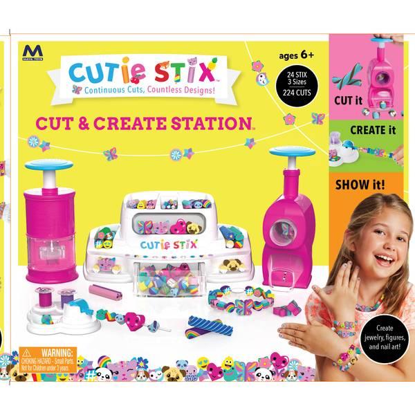 Cut & Create Station