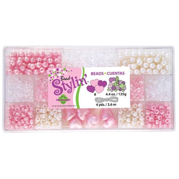 Bubblegum Bead Stylin' Bead Box