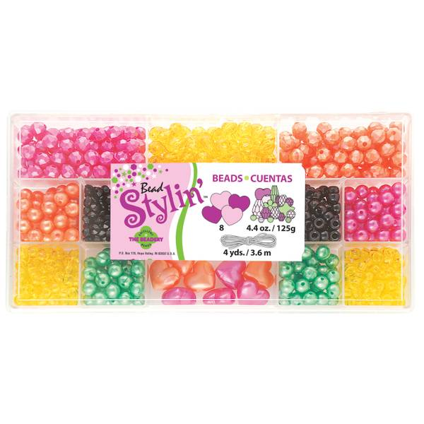 Citrus Bead Box