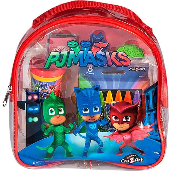 PJ Masks Coloring/Activity Backpack