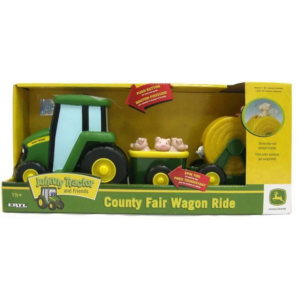 John Deere Country Fair Wagon Ride