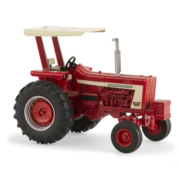 1:32 Farmall 806 with ROPS Tractor