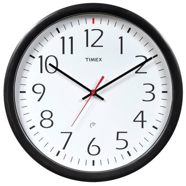 "14"" Set & Forget Clock"