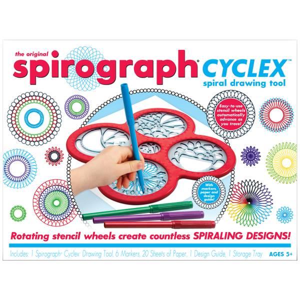 Spirograph Cyclex Drawing Kit