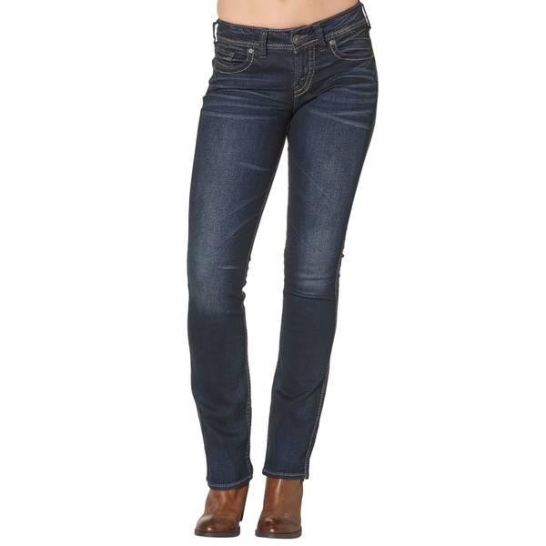 Misses Indigo Slim Boot Jeans