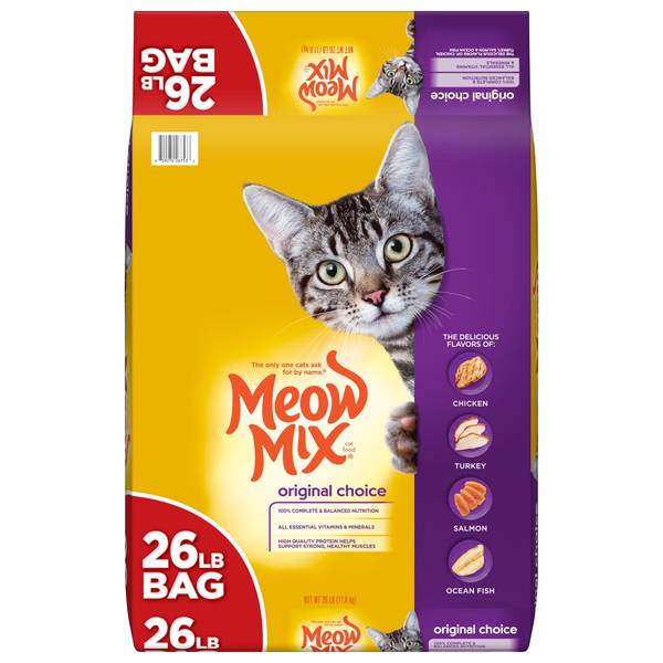Original Choice Dry Cat Food
