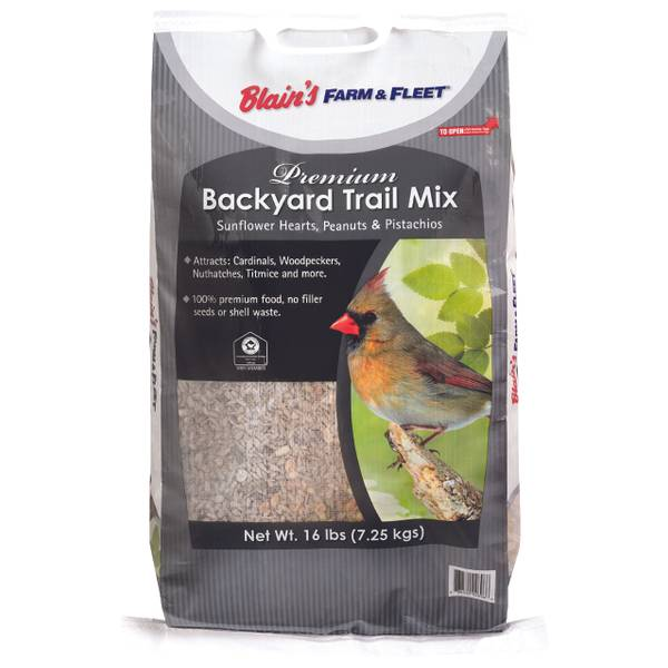 16 lb Premium Backyard Trail Mix