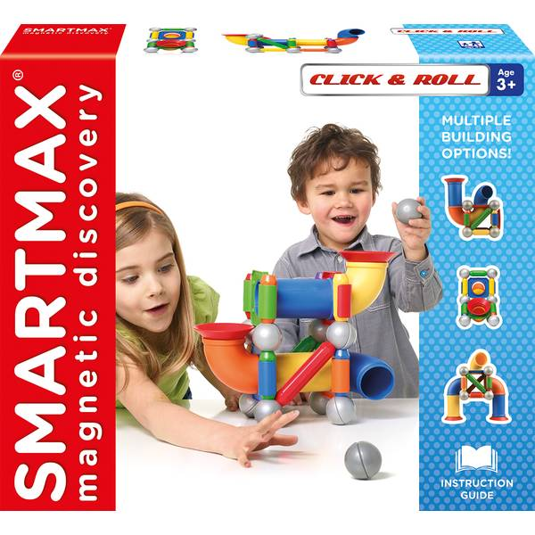 Magnetic Discovery Click & Roll
