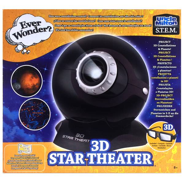 3-D Star Theater