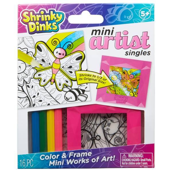 Shrinky Dinks Mini Artist Singles