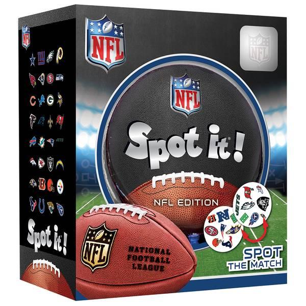 NFL Spot It! Game