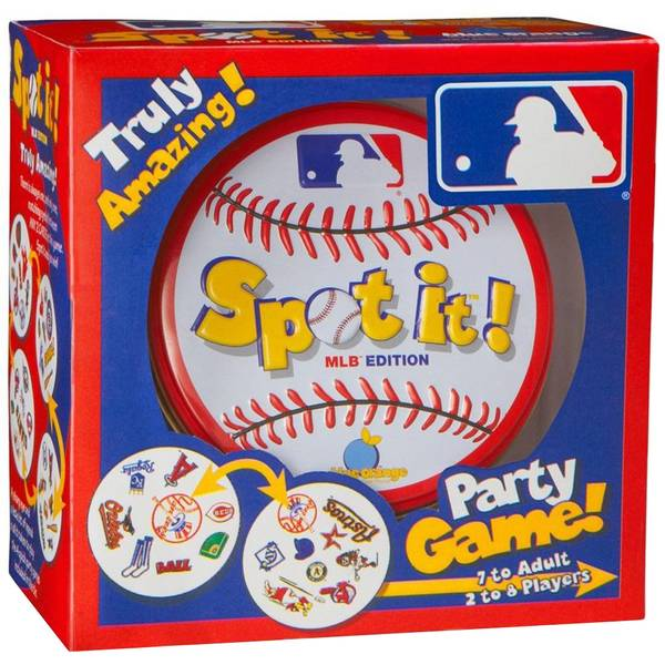 MLB Spot It! Game