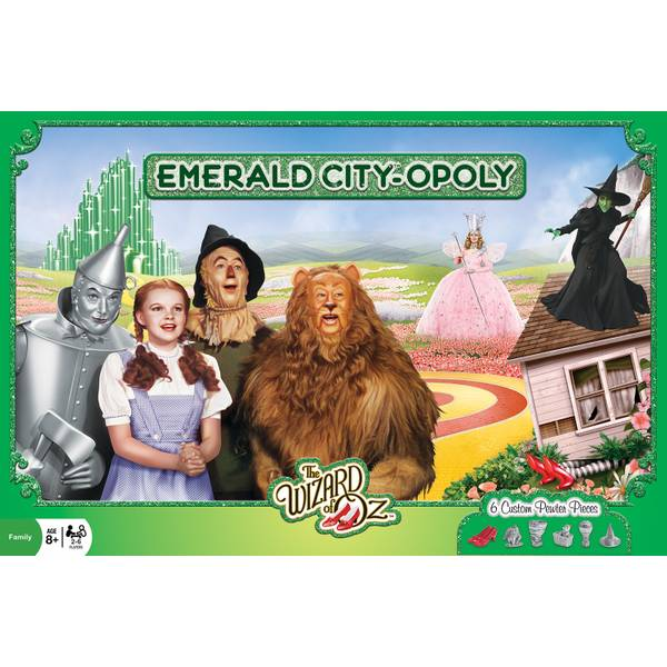 Wizard of Oz Opoly Game