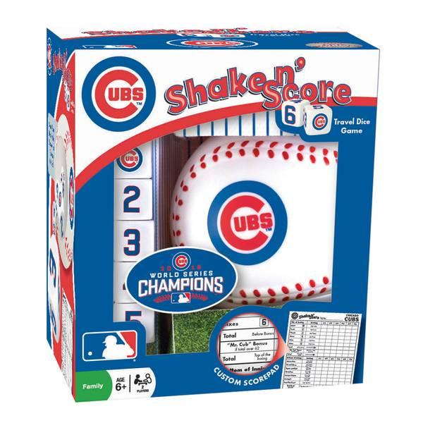 Chicago Cubs Shake 'n Score Game