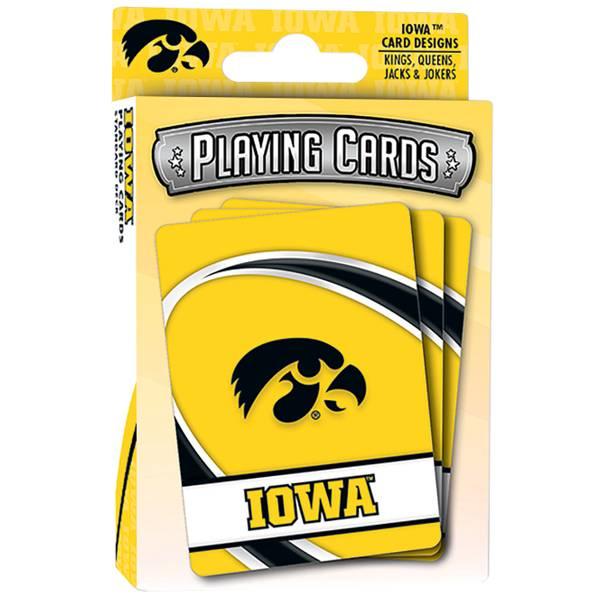Iowa Hawkeyes Playing Cards