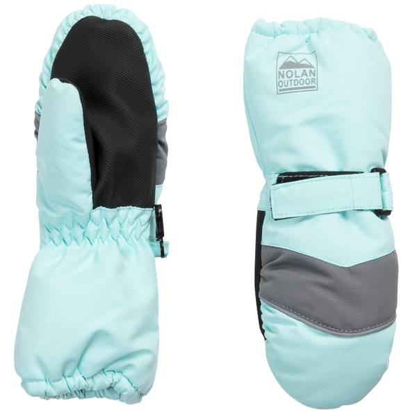 Toddler Girls' Ski Mittens