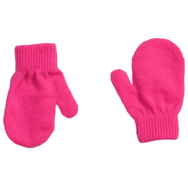 Toddler Girl's Magic Mittens