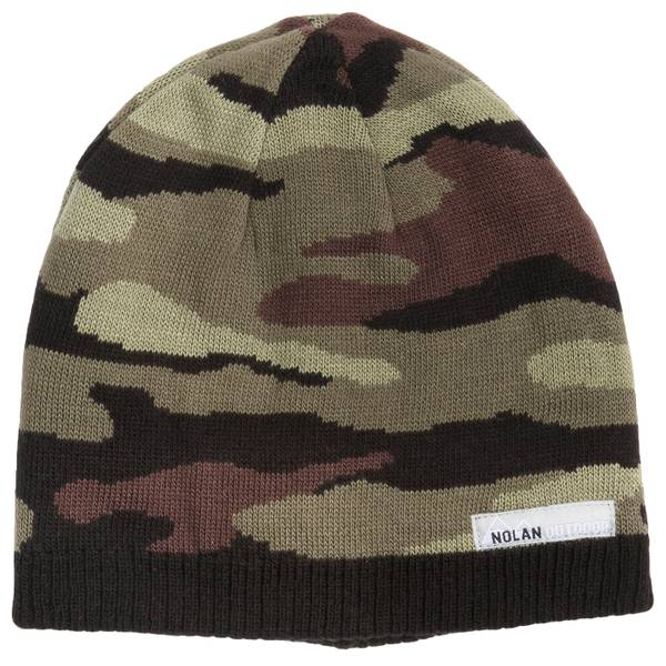 Youth Reversible Camo Beanie