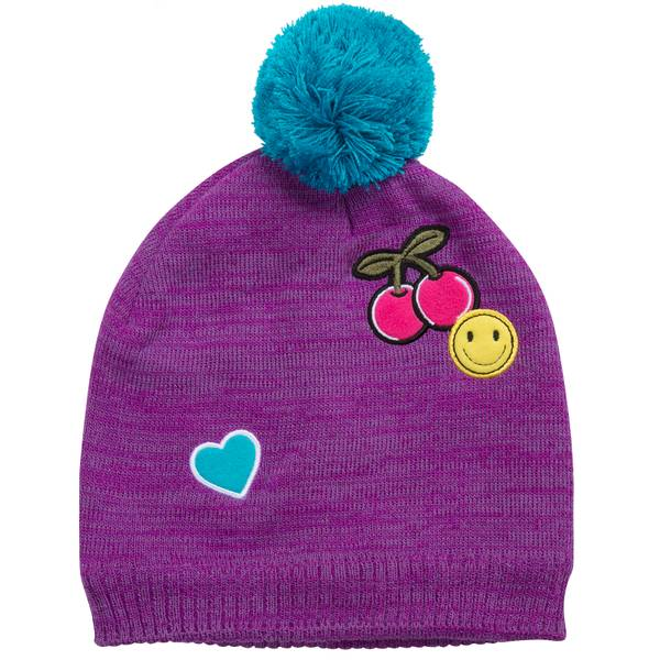 Youth Girls' Patches Beanie