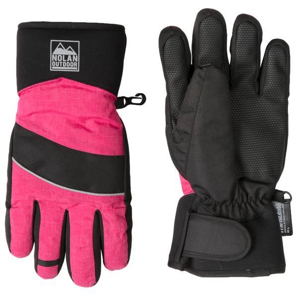 Girls' Ski Gloves