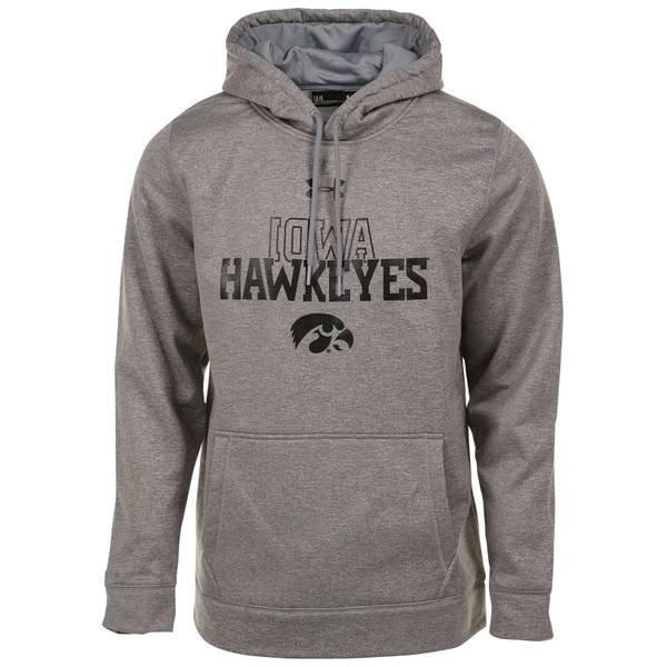 Under Armour Men s University of Iowa Armour Fleece Hoodie c958d9fefd3e