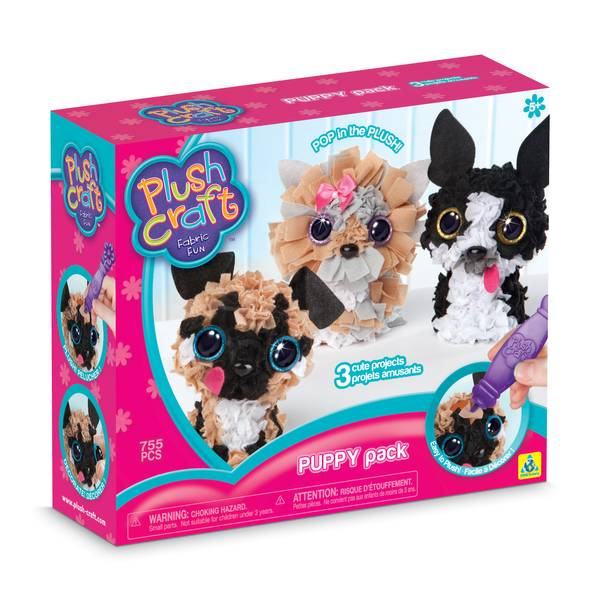 3D Puppy Pack 3-Pack