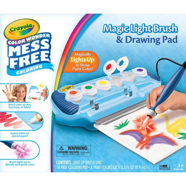 Color Wonder Mess-Free Light Brush