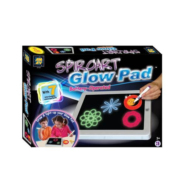 Spiroart Glow Pad