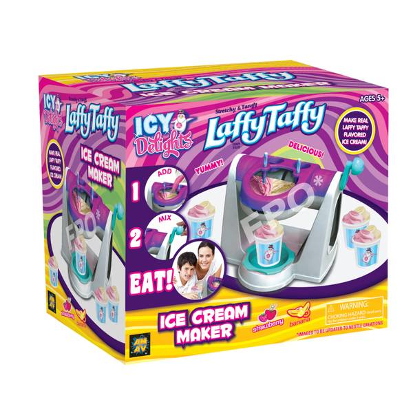 Laffy Taffy Ice Cream Maker