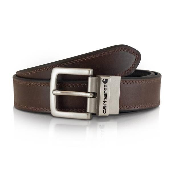 Men's Reversible Black and Brown Belt