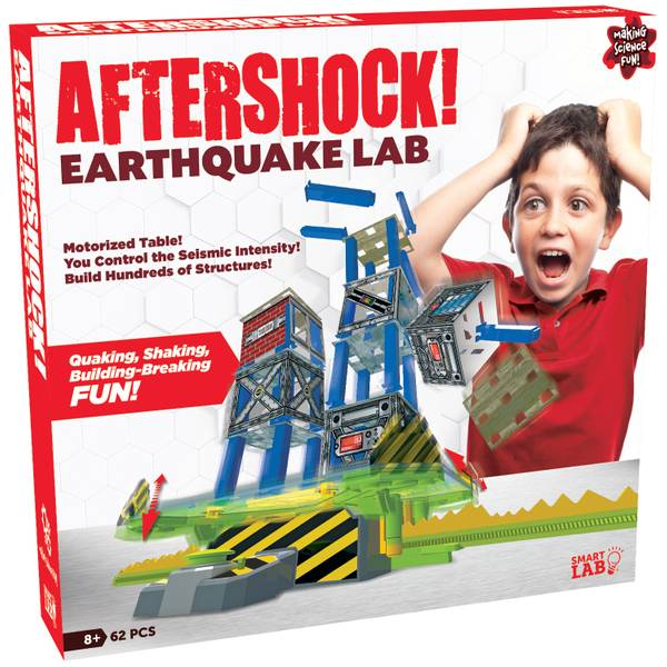 Aftershock: Earthquake Lab