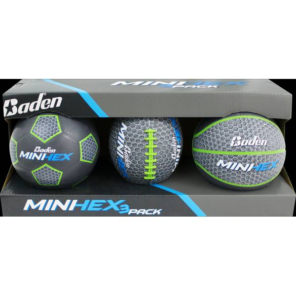 Mini ball Set 3-Pack