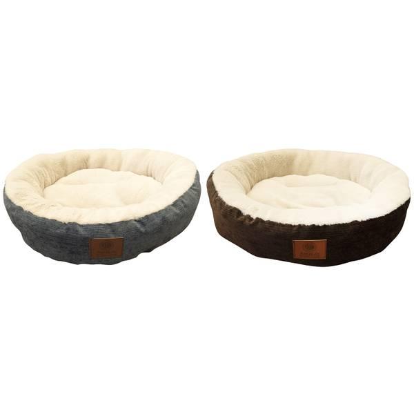 Mason Round Pet Bed